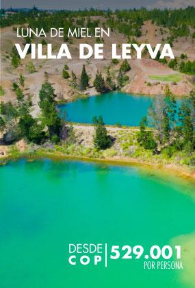 Luna de Miel en Villa de Leyva - Rokatur